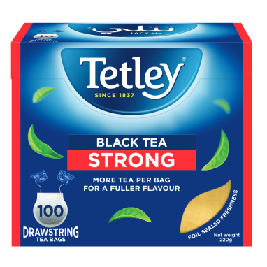 Tetley Strong Black Tea